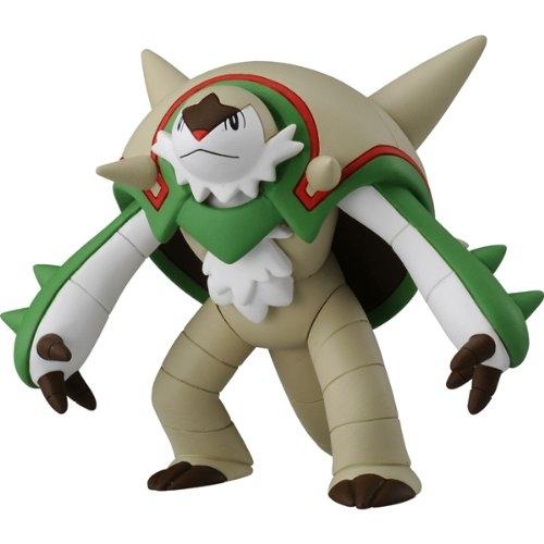Pokemon Chesnaught Burigaron