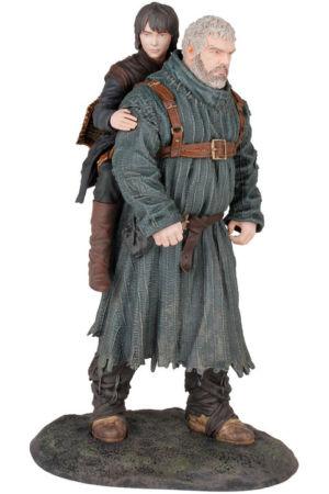 Il Trono di Spade - Statua Odor e Bran
