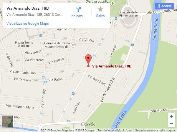 MappaGoogle