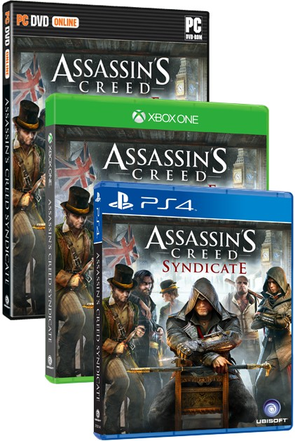 AssassinsCreedSyndicate_Covers